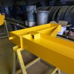 Manufacturing jib crane